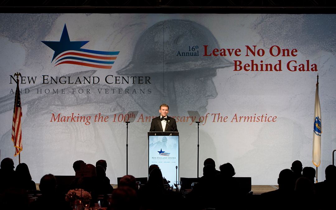 "16th Annual ""Leave No One Behind"" Gala Invites Guests to Experience 1918"