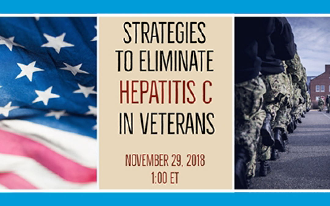 NECHV Vice President of Human Services Presents in National Viral Hepatitis Webinar